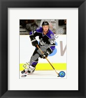 Framed Ryan Smyth 2009-10 Action