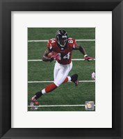 Framed Roddy White 2009 Action