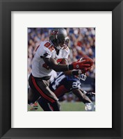 Framed Kellen Winslow Jr. 2009 Action