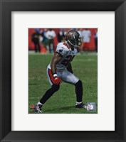 Framed Ronde Barber 2009 Action