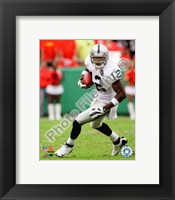 Framed Darrius Heyward-Bey 2009 Action