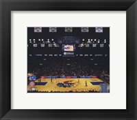 Framed Allen Fieldhouse University of Kansas Jayhawks 2009
