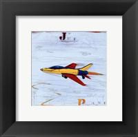 Framed Jet