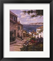 Framed Mediterranean Dreams II