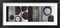 Framed Abstract & Natural Elements
