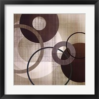 Abstract & Natural Elements Framed Print