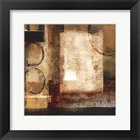 Manhattan Melody Framed Print