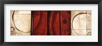 Framed Circular Rhythm I