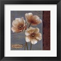 Windflower II Framed Print