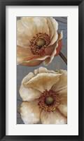 Windflower I Framed Print