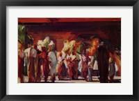 Framed Mercato di Fiori