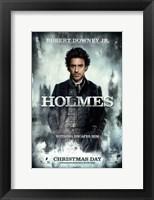 Framed Sherlock Holmes, c.2009 - style A