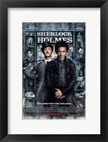 Framed Sherlock Holmes, c.2009 - style E