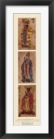 Framed Magni Catay, (The Vatican Collection)