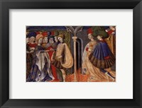 Framed Wedding Ceremony, (The Vatican Collection)