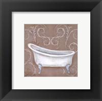 Framed Bath Tub