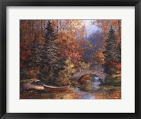 Framed Woodland Splendor