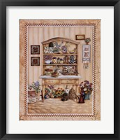 Framed Shaker Flower Box