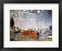 Framed Argenteuil