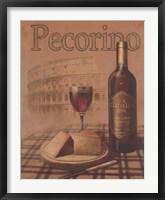 Framed Pecorino