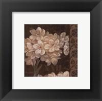 Petit Jardin Square II - petite Framed Print