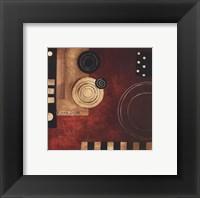 Radius II - petite Framed Print