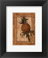 Pineapple Punch Framed Print