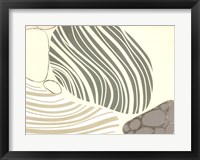 TRANSPARENCY 17 Framed Print