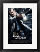 Framed Edge of Darkness - style B