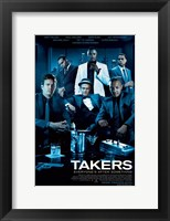 Framed Takers - style A