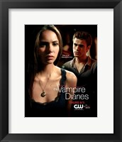 Framed Vampire Diaries - style I