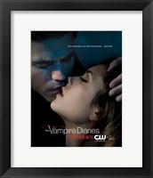 Framed Vampire Diaries - style D