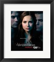 Framed Vampire Diaries - style G