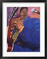 Framed Jazz in New York