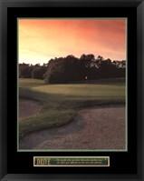 Framed Drive - Golf