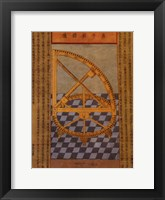 Framed Quadrant, (The Vatican Collection)