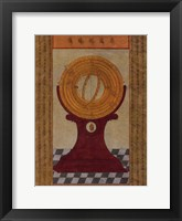 Equatorial, (The Vatican Collection) Framed Print