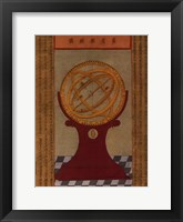 Eclictic Armilla, (The Vatican Collection) Framed Print