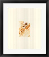 Flying Angel Framed Print