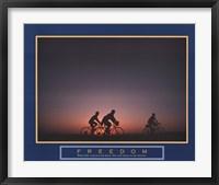 Framed Freedom - Family Biking