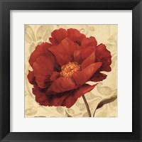 Floral Romance I C Framed Print