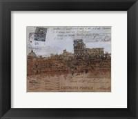Framed Cities IV - Rome