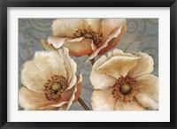 Windflower Framed Print