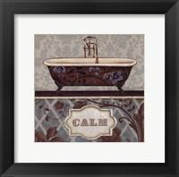 Framed Bathroom Bliss II