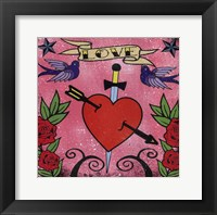 Framed Love - Tattoo