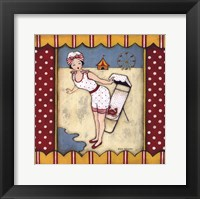 Beach Follies I Framed Print