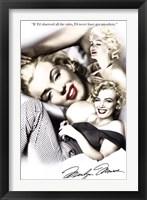 Framed Marilyn Monroe - rules