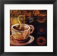 Coffee Break I Framed Print