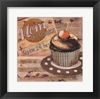 Baking Sign I Framed Print
