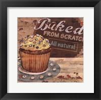 Framed Baking Sign II